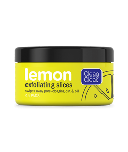 Clean and Clear Lemon Exfoliating Slices