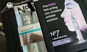 No7 Line Correcting Boosting Serum