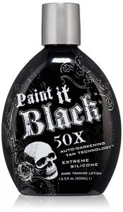 Millenium Tanning Paint It Black