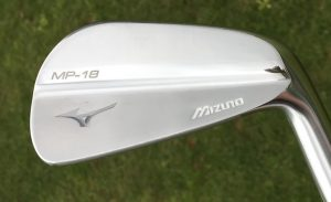 Mizuno MP 18 Iron