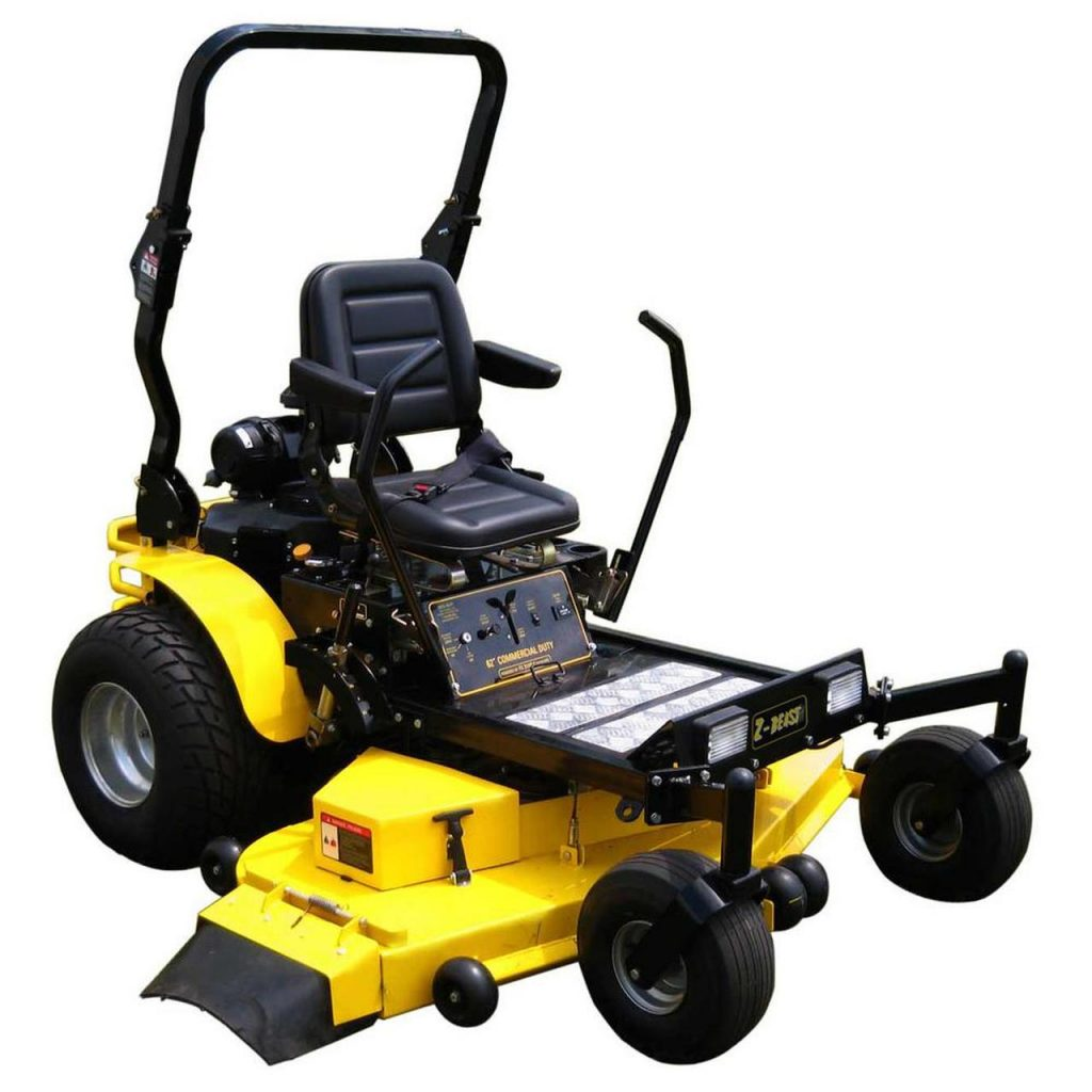 Top 10 Best Commercial Zero Turn Mowers 2019 - Tade Reviews