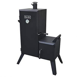 Dyna-Glo 36 in. Vertical Off-Set Charcoal Smoker
