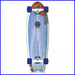 Santa Clause Cruz Skate Land Shark Sk8 Powerplay