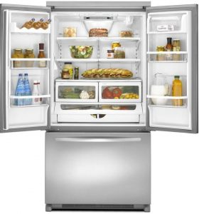 Top 10 Best Rated Counter Depth Refrigerators 2020 Tade