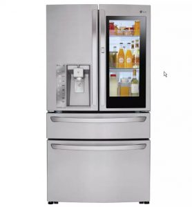 LG Electronics 4-Door French Refrigerator