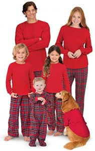 PajamaGram Family Christmas Pajamas Set
