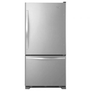 Whirlpool WRB322DMBM Bottom Freezer Refrigerator