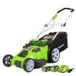 Top 10 Best Rated Push Lawn Mowers 2021