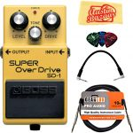 Top 10 Best Rated Overdrive Pedals 2020