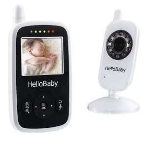 Hello Baby Wireless Video Monitor