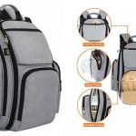 Top 10 Best Rated Diaper Backpacks 2020