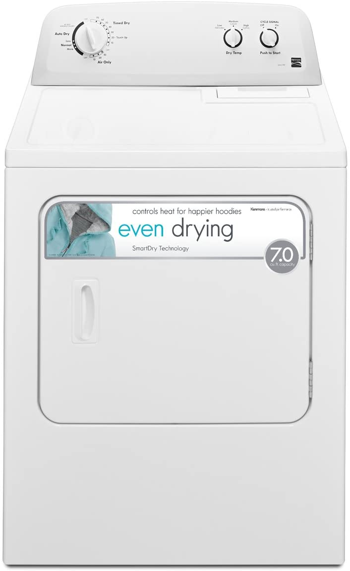 Top 10 Best Rated Gas Dryers 2021