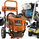 Top 10 Best Rated Pressure Washers 2020