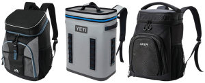 Different BackPack Coolers