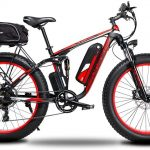 Top 5 Best Rated Electric Mountain Bikes 2021