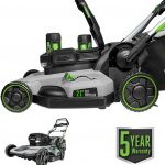Top 5 Best Rated Lawn Mowers 2021